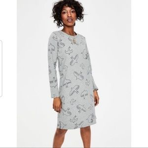 Boden sweatshirt dress | size 8